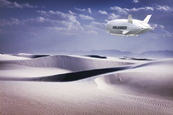 Airlander aims high with move into tourism