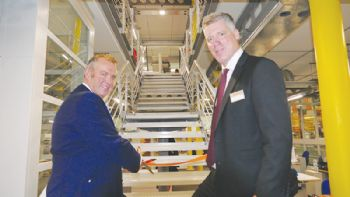Northants manufacturer doubles work-space
