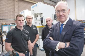 Worcester Presses relocates to meet rising demand