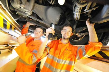 Go North East takes on more apprentices