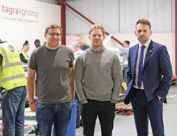 Bright outlook for lighting firm