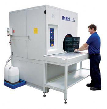 Titanium firm installs new cleaning machines