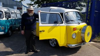 French connection for camper-van firm