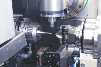 One-hit machining demonstration