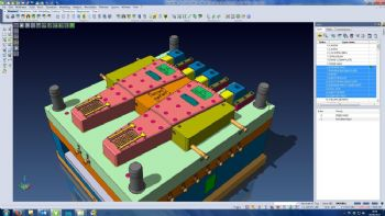 CAD for moulding specialists