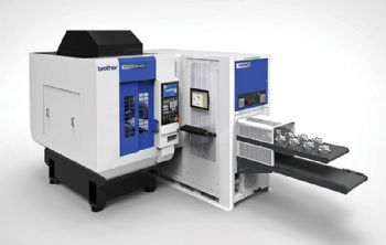 Automation for high-speed machining centres