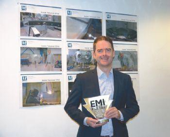 Abingdon firm wins industry award