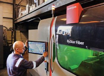Reaping the benefits of fibre laser