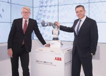 ABB Robotics unveils newest YuMi member