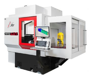 CNC system optimises cutter-grinding flexibility