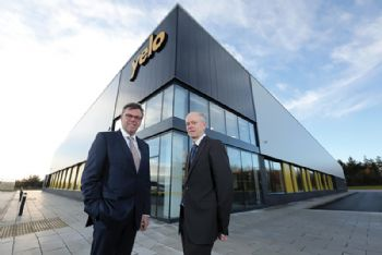 New £2 million factory opened in Carrickfergus