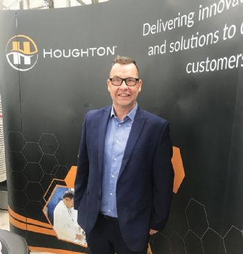 New sales director for Houghton UK