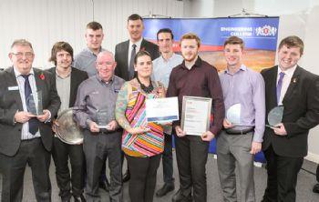 Birkenhead College celebrates young talent