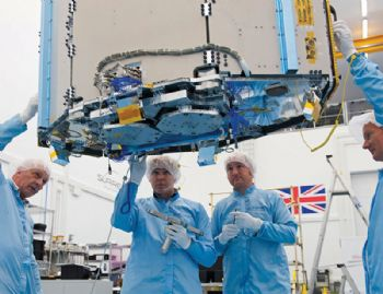 UK space launch programme boosted