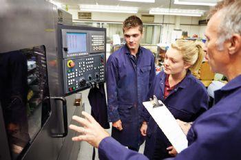 Apprenticeships —an alternative to university