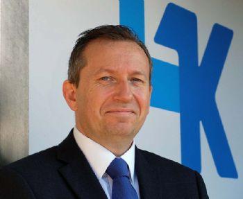 New director for Geo Kingsbury