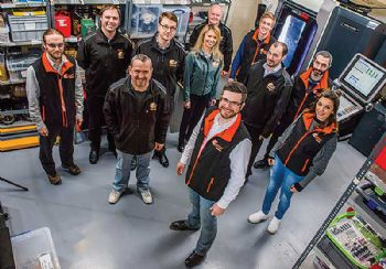 Vert Rotors joins Scottish space race