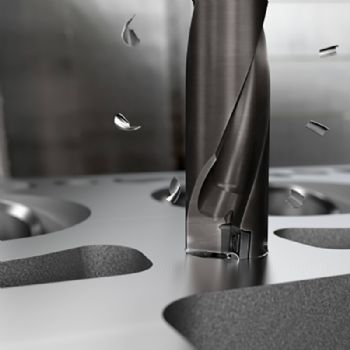 New diamond-coated drilling inserts