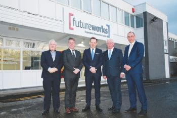 Stirling firm benefits from £37 million investment