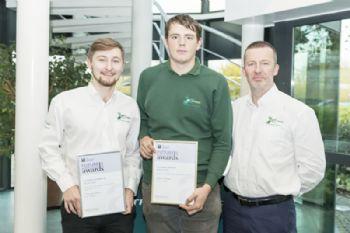 EEF recognises Xtrac's outstanding apprentices