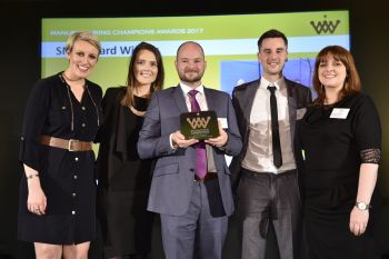 Elfab wins Manufacturing Champions Award
