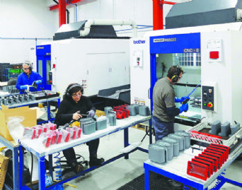 High-speed machining centre investment