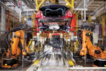 Bumper year-end for UK manufacturing