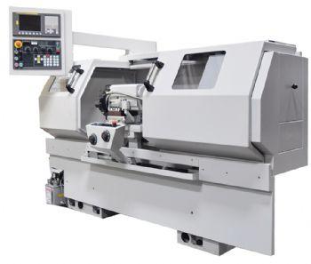 New range of heavy-duty  CNC lathes