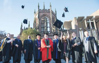 First 'Faculty on the Factory Floor' graduates