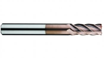Five-flute end mill range expanded