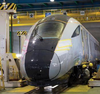 Build starts on TransPennine  Express trains