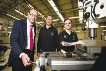 Shropshire law firm to support MCMT