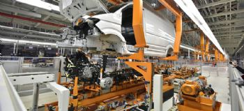 Record production figures for VW Commercial