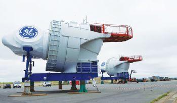 GE Haliade 150-6MW nacelles despatched