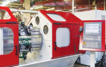 Simultaneous manufacturing at Pailton Engineering