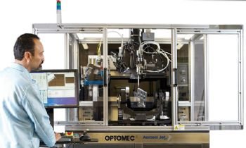3-D micro-additive manufacturing