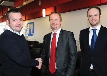 Midlands firms collaborate to win six-figure deal