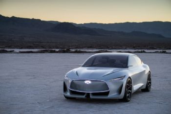 Infiniti to introduce electric powertrains