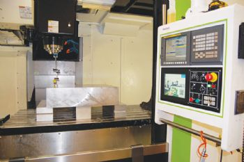 Upgrading machining performance at SMP
