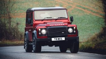 70th anniversary for Land Rover Defender