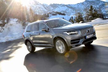 Record sales for Volvo Cars in 2017