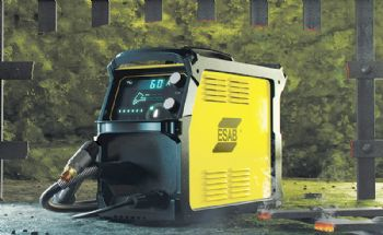 Fastest plasma-cutting speed in its class
