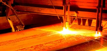 MMK modernises section rolling mills