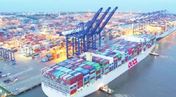 Further expansion at Port of Felixstowe