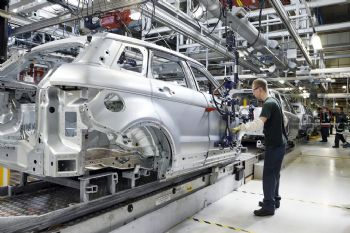 JLR to cut production at Halewood plant