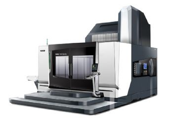 Gantry machining centre with 'universal' appeal