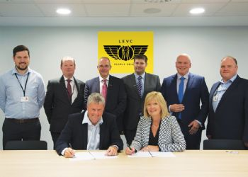 Optimas to support production of TX taxi