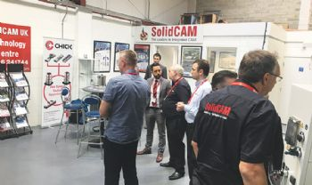 SolidCAM UK to open new technology centre