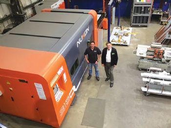 Ambar Kelly opts for Nukon fibre laser