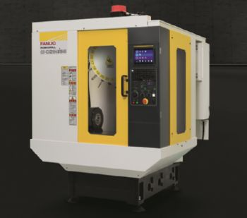 'Fast and sturdy' vertical machining centre